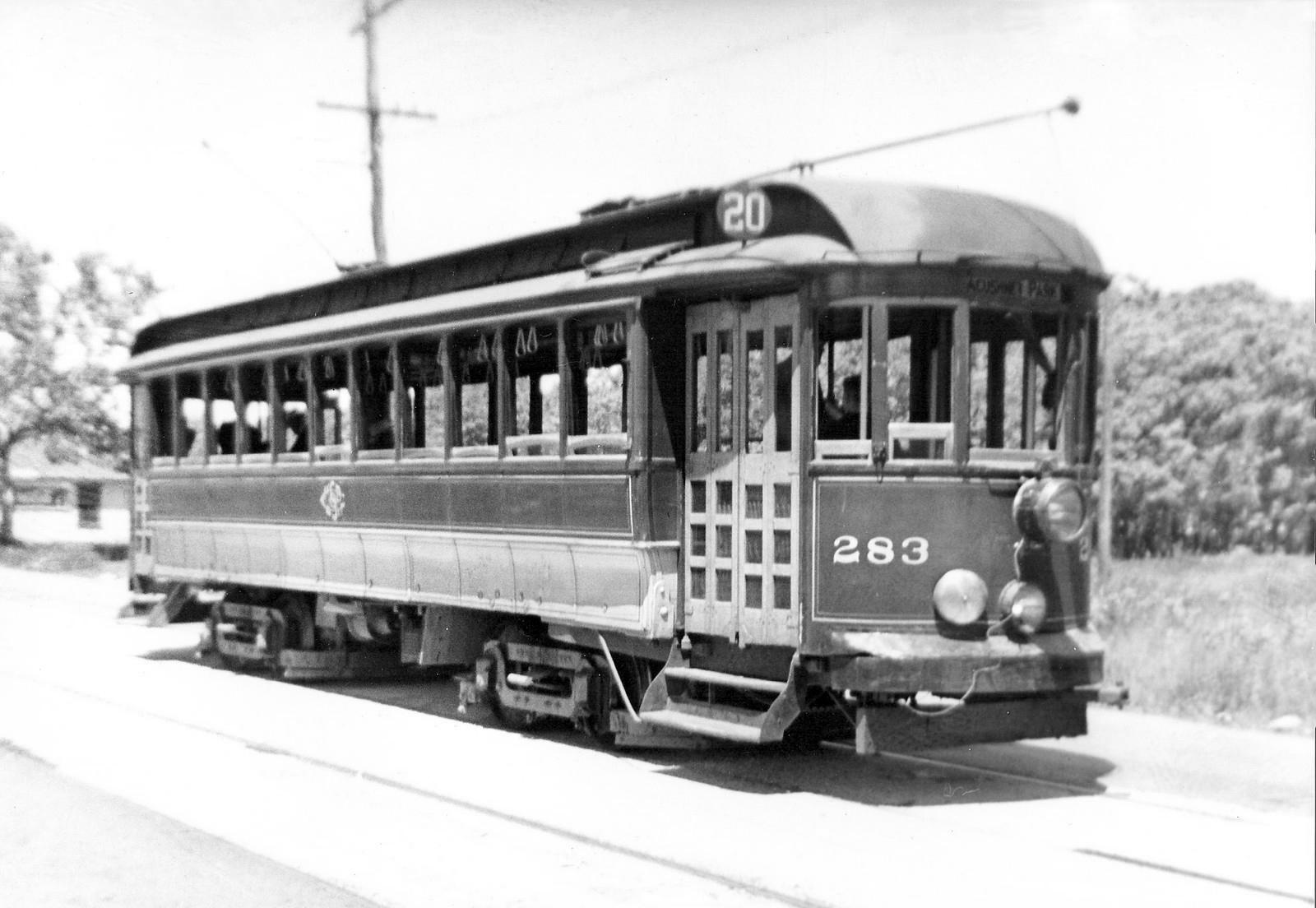 Trolley Car: Transpress Nz: Trolleys In New Bedford, Massachusetts