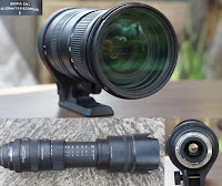 lensa sigma dg 50-500mm