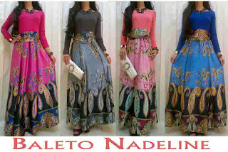 Baleto Nadeline fit to L