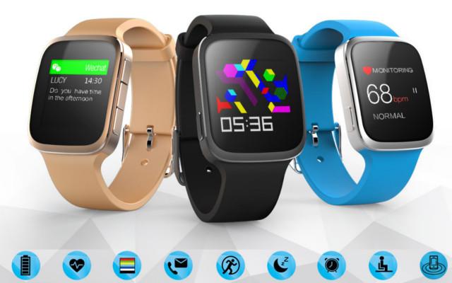 Análisis del SMA-Q Smartwatch con 30 días de Autonomía por 55 euros