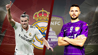 Watch Real Madrid vs Al Ain live Stream Today 22/12/2018 online FIFA Club World Cup