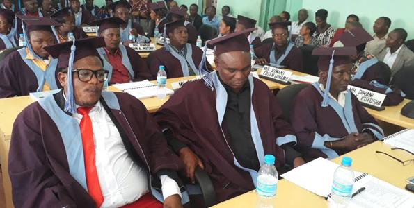 Madiwani Wavutana Katika Kikao Cha Baraza Dodoma