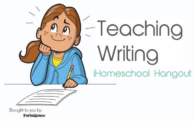 Teach writing