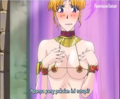 Download Mahou Senshi Louie ( Rune Soldier ) Episode 21 Subtitle Indonesia Sub Indo