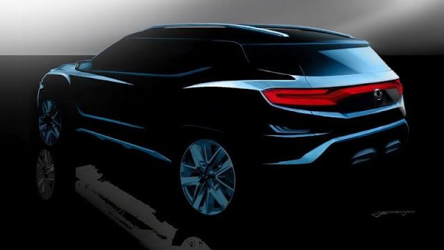 SsangYong XAVL SUV
