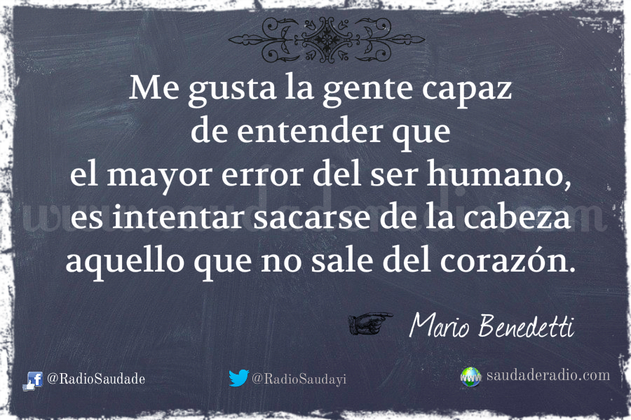 Máscaras Mario Benedetti