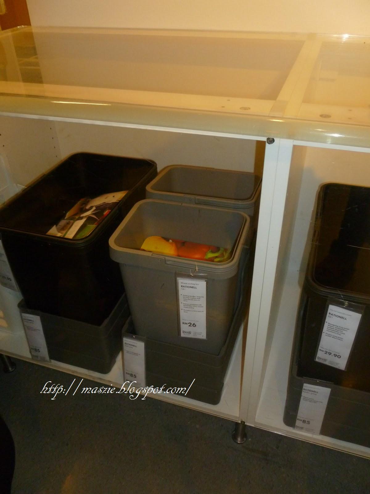 Lokasi Tong Sampah Haruslah Di Tempat2 Yang Strategik Dan Tidak Mengganggu Pandangan Mata Misalnya Belakang Pintu Bilik Bawah Sinki Dapur