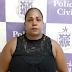 Polícia Civil prende Elisangela por furtar lojas em Serrinha