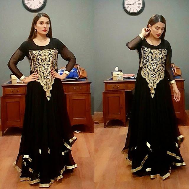 76ddd6c289 I trust you might want this accumulation of Pakistani Eid Dresses for young  ladies and must get one of these.