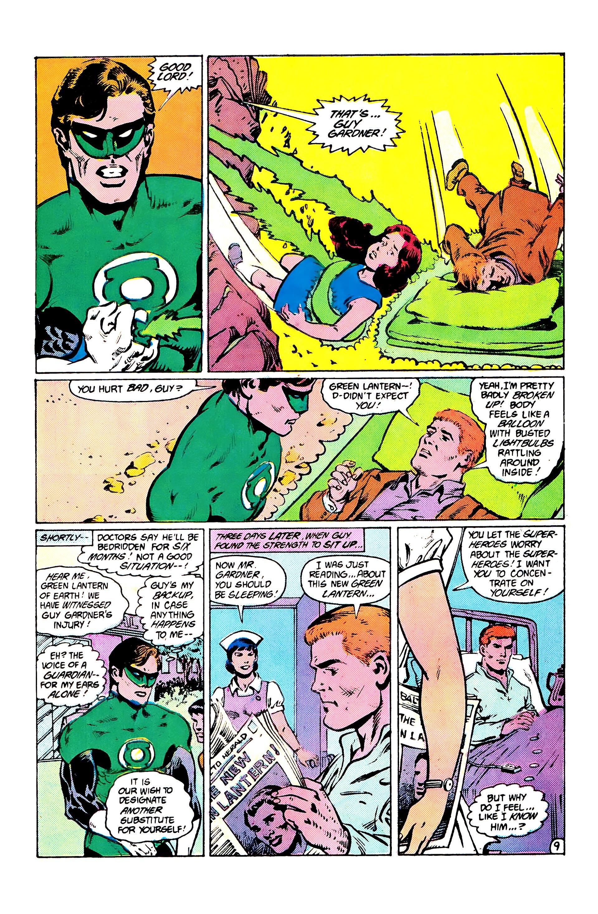 Read online Secret Origins (1986) comic -  Issue #7 - 15