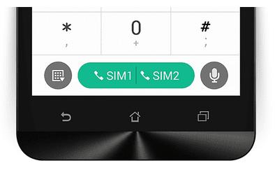Asus Zenfone Go ZC500TG - RAM 2GB - ROM 16 GB Terbaru