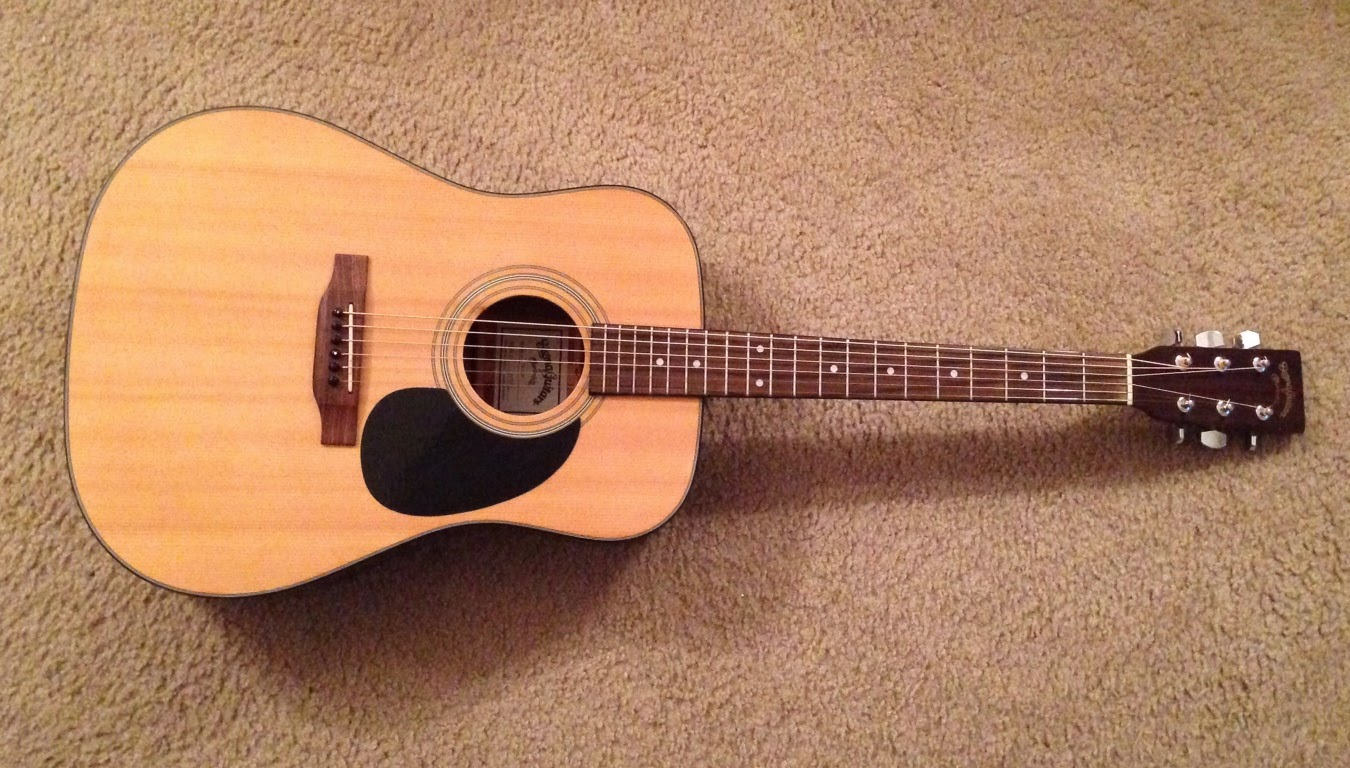 The Ones That Got Away Sigma Guitars By Martin Co Dr1st Acoustic