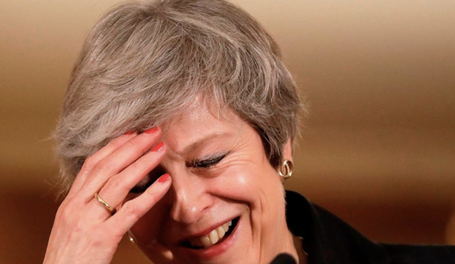 ON A STICKY WICKET: Stubborn Theresa May vows to dig in like cricket legend Geoffrey Boycott as she's STILL stuck in Brexit mire after two key ministers quit