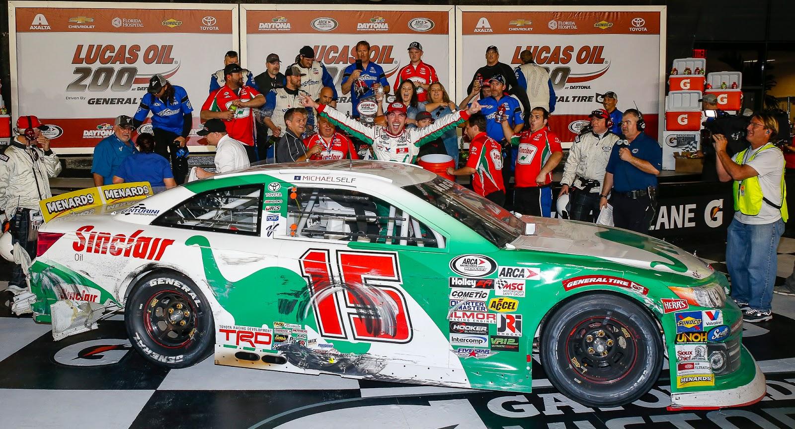 78225140425 NASCAR Race Mom  Arca Series  Music City 200  at Fairgrounds ...