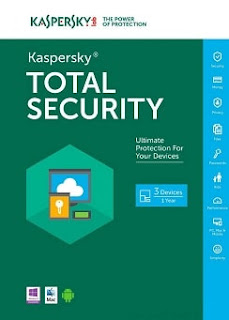 Logo Kaspersky Total Security 2017