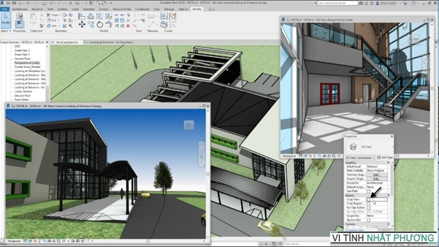 Download Autodesk Revit 2019 Full Crack 64 Bit