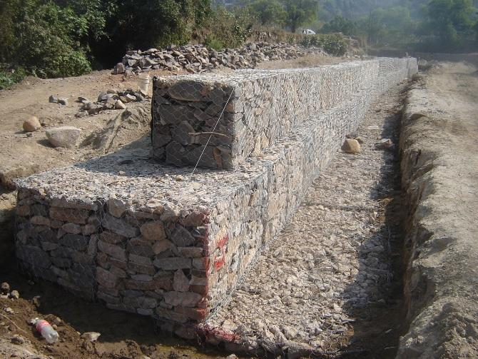 Geotecnia rock y soil - Muros de gavion ...