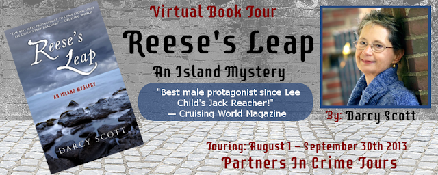 """Reese's Leap"" by @Darcy_Scott - #Mystery #Review"