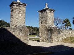 Castillo de San Marco in St. Augustine Florida