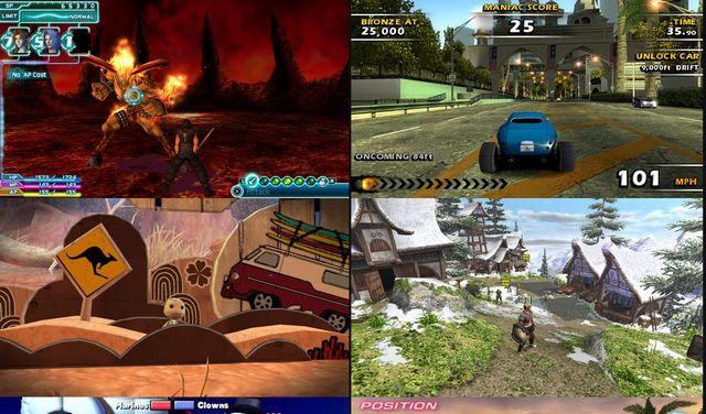 Παίξτε παιχνίδια του PSP στον υπολογιστή και το κινητό σας