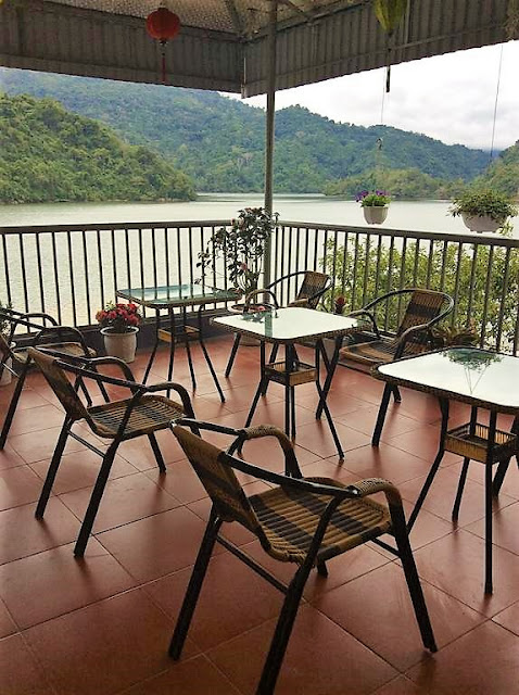anh ngoc guest house ba be national park vietnam
