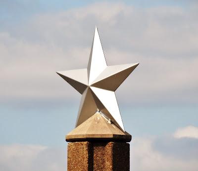 Texas Lone Star - Downtown Houston