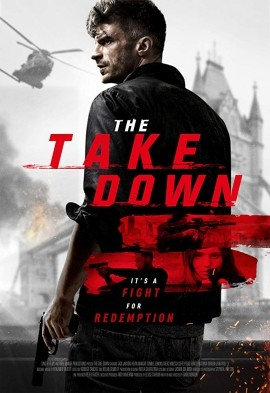 The Take Down (2017) Hindi Dual Audio 350MB HDRip 480p ESubs