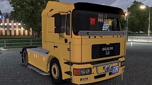 MAN F2000 EVO mod 2.2