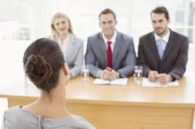processo de seleção de emprego entrevista