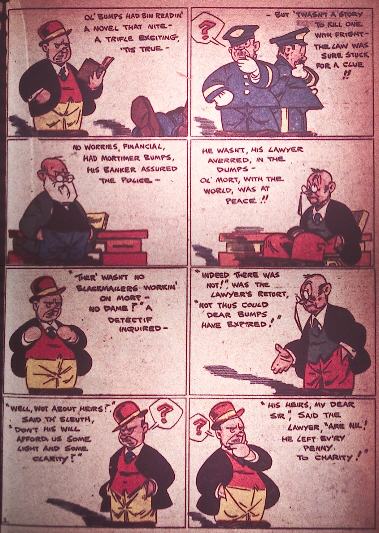 Detective Comics (1937) 4 Page 40