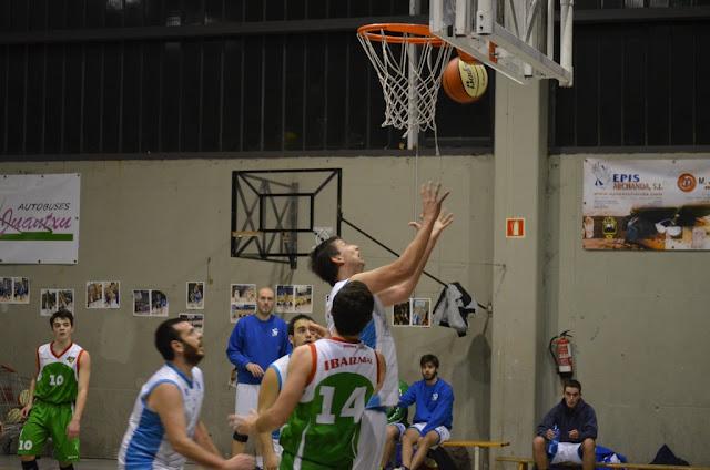 Baloncesto | El Paules Sotera quiere refrendar las buenas sensaciones de Irun con una victoria