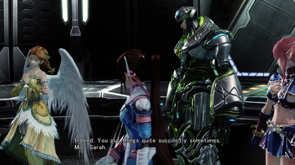 Star Ocean The Last Hope 4K Full HD Remaster PC Free Download Screenshot 1