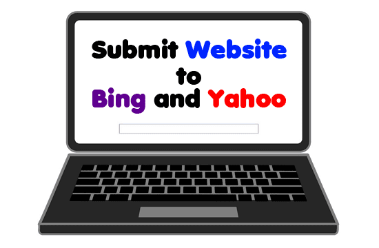 How to Submit Website to Bing and Yahoo
