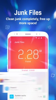 تطبيق Clean Master - Boost Antivirus لهواتف الأندرويد