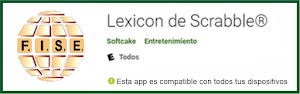 App - Lexicon Scrabble