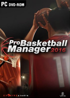 Pro Basketball Manager 2016 (PC)
