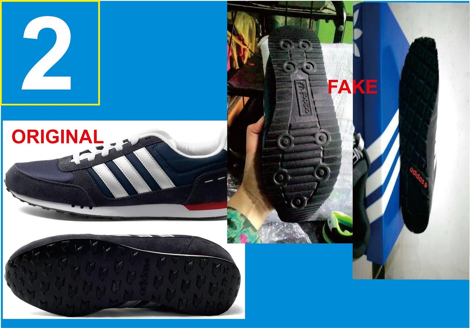 ee2ec59dd3d Mulailah Belajar~: Membedakan Sepatu Adidas Neo City Racer Original ...
