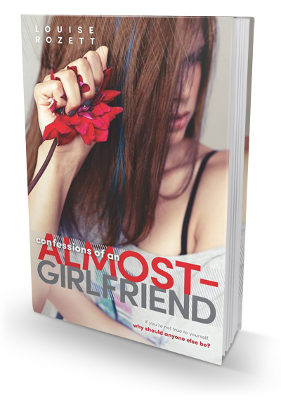 Review + Giveaway: Confessions of an Almost-Girlfriend by Louise Rozett