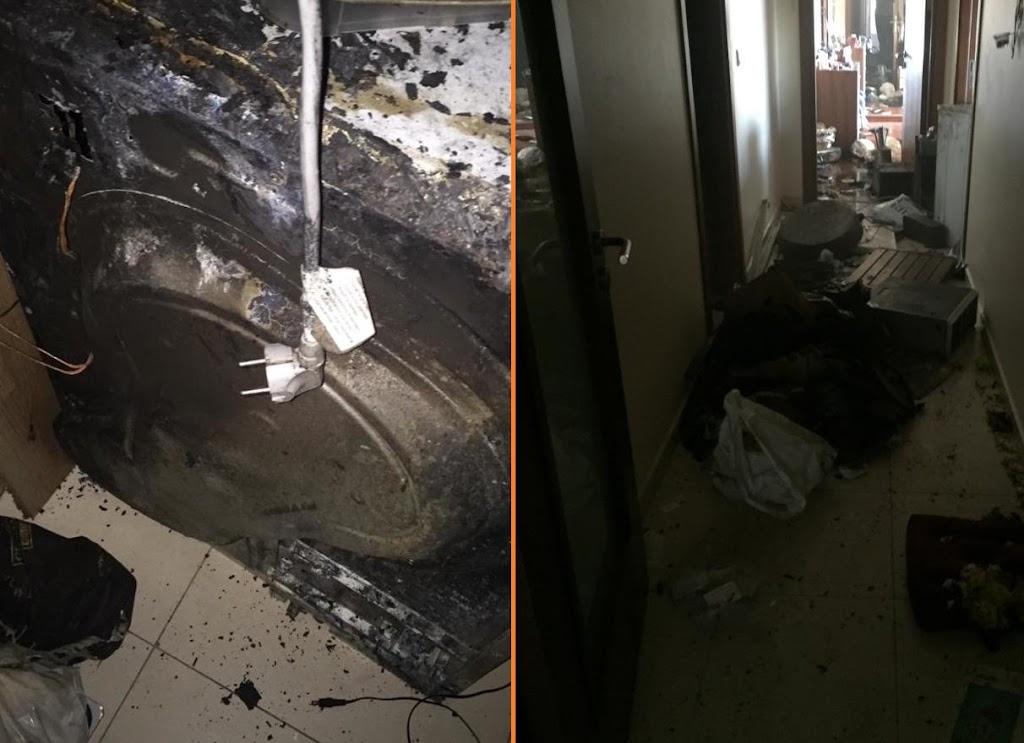 Çamaşır kurutma makinesi daireyi küle çevirdi; aile tazminat davası açtı