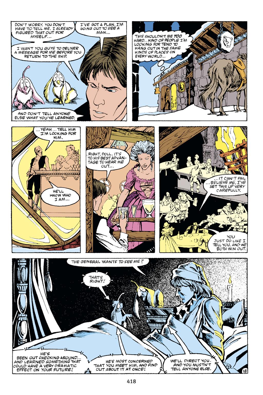 Read online Star Wars Omnibus comic -  Issue # Vol. 21.5 - 145