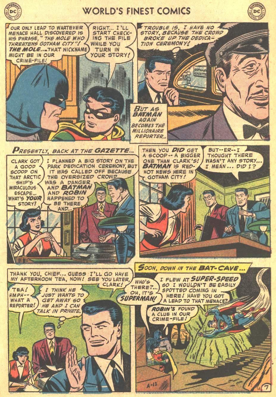 Read online World's Finest Comics comic -  Issue #80 - 9