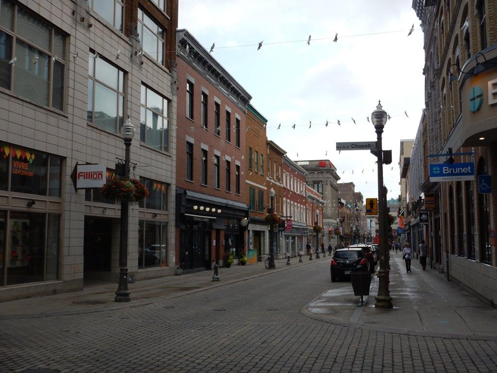 O que fazer em Quebec