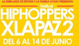 FESTIVAL HIPHOPPERS POR LA PAZ 2