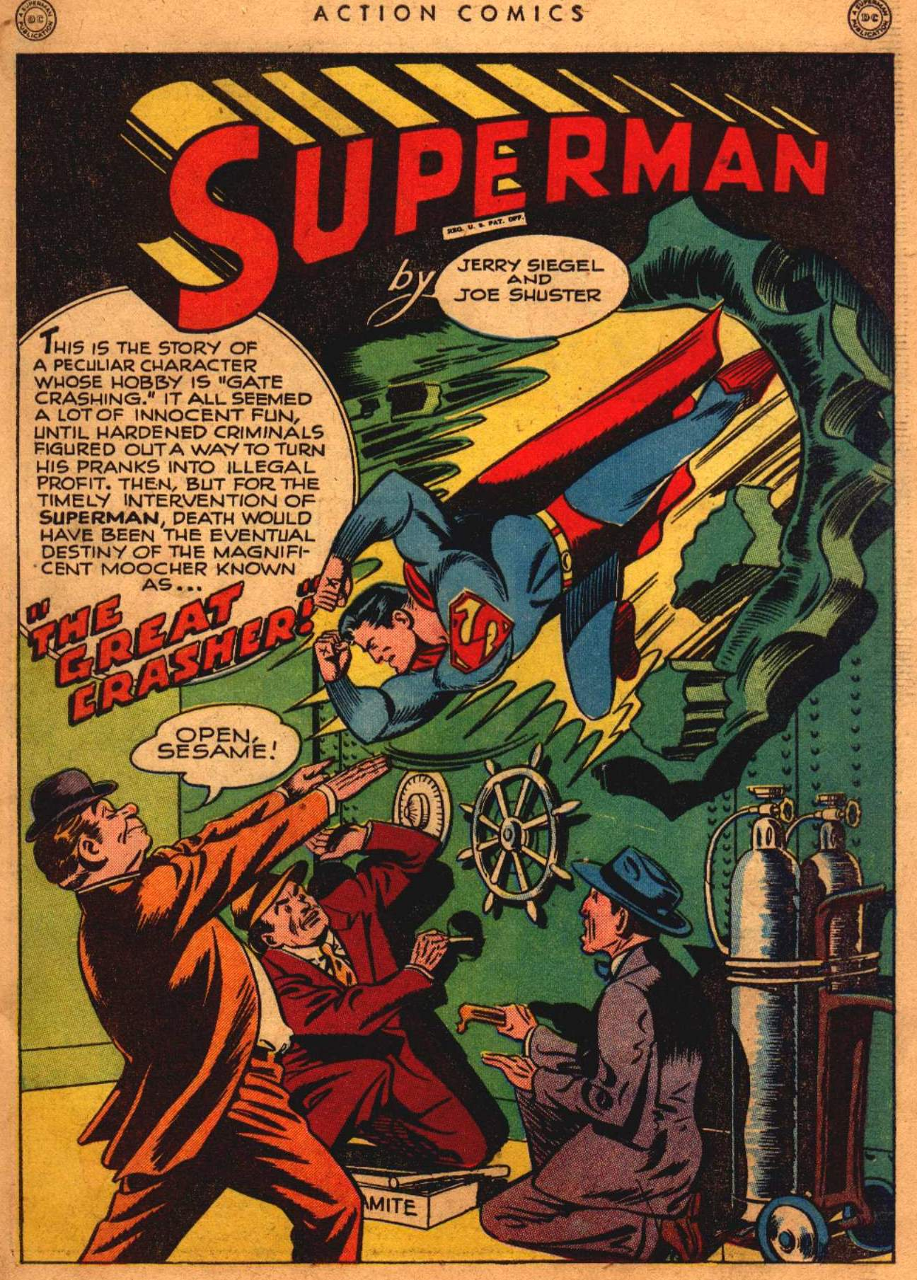 Read online Action Comics (1938) comic -  Issue #108 - 2