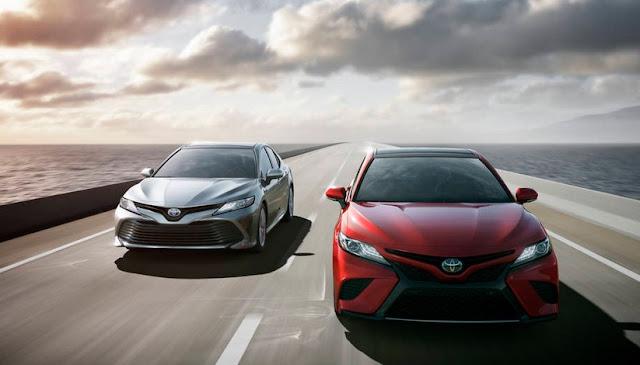 2018 Toyota Camry XSE Hybrid
