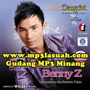 Benny Z - Penantian (Full Album)