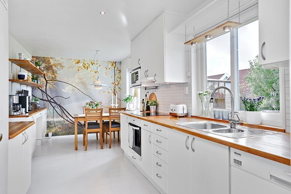 Best Ideas For Getting Stylish Dining Kitchen 5
