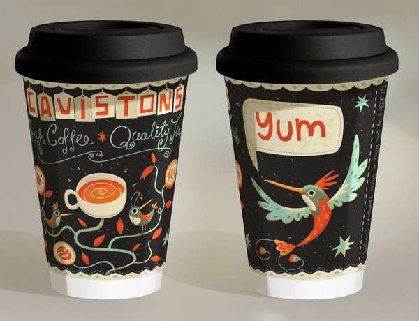 20 Epic Designs of Coffee Cups