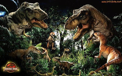 The Lost World Dinossauros