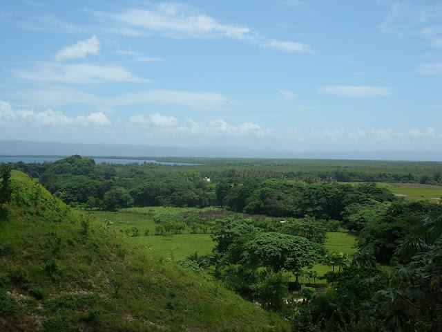 Vista desde Caño Hondo, Sabana de la Mar
